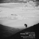 Poezja przestrzeni Katarzyny Warańskiej w Galerii Nierzeczywistej RSF